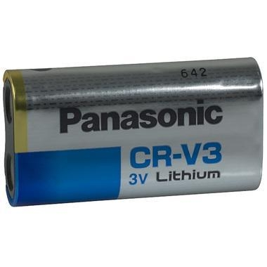 panasonic cr v3 battery 3v lithium for camera photo 48843894. Black Bedroom Furniture Sets. Home Design Ideas