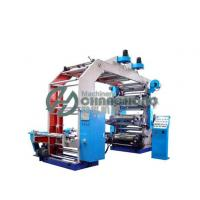 Buy cheap 6-Color-Super-thin-Material-Flexographic-Printing-Machine from wholesalers