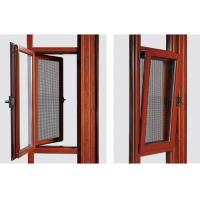Buy cheap Window Newest Model Thermal Break Aluminum Widow With Mosquito Net from wholesalers