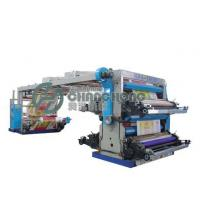 Buy cheap 4-Color-Weave-Cloth-Flexographic-Printing-Machine from wholesalers