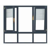 Buy cheap Aluminum double casement sash window from wholesalers