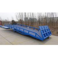 China 6 Ton China Low Price Durable Mobile Hydraulic Dock Ramp on sale
