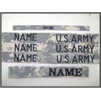 China Custom Name Tapes, Tags, & Insignias on sale