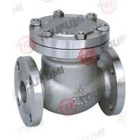 Buy cheap Stainless Steel Valves H44W API Check Valve product