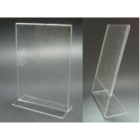 Buy cheap Acrylic / Plastic Display Acrylic display - leaflet holder from wholesalers