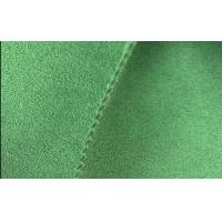 100 Colors Dyed Microfiber Leather Fabric,Eco Friendly Suede Leather for Shoes Vamp