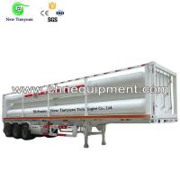 Buy cheap 8 Tubes Quantity Liner OD 559MM Long Tube Semi CNG Tube Trailer product