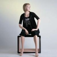 Buy cheap JXP-208- Female seated mannequin product