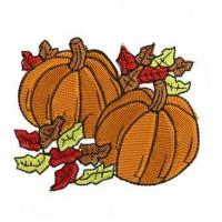 Buy cheap Fall Pumpkins Embroidery Design product