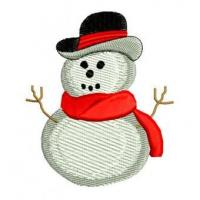 Buy cheap Christmas Winter Snowman Snow Embroidery Design product