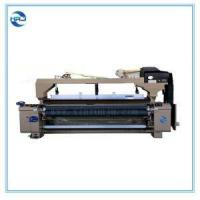 Buy cheap 900RPM Cam Shedding 10 Heald Frame Weaving Machine Water Jet Loom Mechanical Let off Water Powered L product