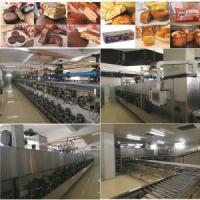 Buy cheap Fully Automatic Custard Cake Production Line product
