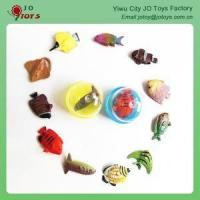 Buy cheap Children Like The Cute Mini Fish With Painting Vending Machines Capsule Toys product