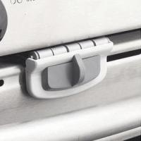China Safety 1st Oven Door Front Lock Heat Resistant Magnet on sale