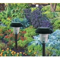 China Solar Powered Garden Light With 1 Piece Bright LED wholesale