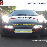 Buy cheap PORSCHE 928 Front End CREE LED Bulb Upgrade kit product