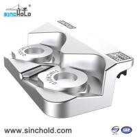 SINCHOLD 3222/17/44 Perforation Type forged Steel Flexible Self-Locking Crane Rail Clips