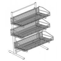 Buy cheap Title:3-tier display racks product