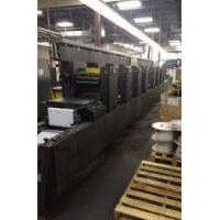 China USED PRINTING PRESSES 6042 - 2004 Didde CP2000 (8) Color Press with New UV System wholesale