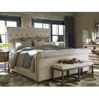 Buy cheap Avante Garde Button Tufted Queen Size Bed product