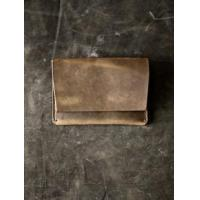 New Nathan Brown Oil Tan Handmade Leather Wallet