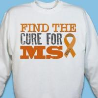 Find the Cure MS Sweatshirt