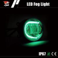 China Factory direct DRL Jeep Wrangler front bumper driving lamp fog light led 4 on sale
