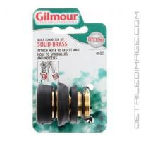 Washing & Drying Gilmour Brass Quick Connector Set