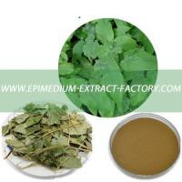 Buy cheap Wholesale high quality natural epimedium extract powder product