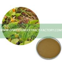 Buy cheap Epimedium Extract 100% Pure Icariin GMP Manufacturer product