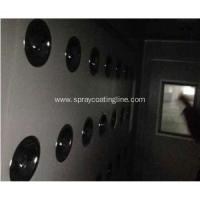 Buy cheap workshop cargo air shower from wholesalers
