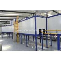 Buy cheap Doors automatic powder painting equipment from wholesalers
