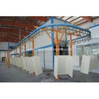 Buy cheap gold automatic spray paint line from wholesalers