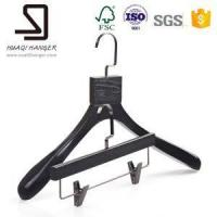 Buy cheap Wooden Clothes Hanger Set product