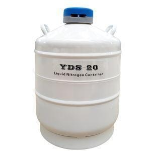Quality Cryogenic Storage Tank 20L LN2 Dewar Container In Wedding Industry for sale