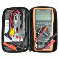 Buy cheap M018 VC87 for motor drives tester vs famous 87V VSD duty True RMS Auto Range digital multimeter product