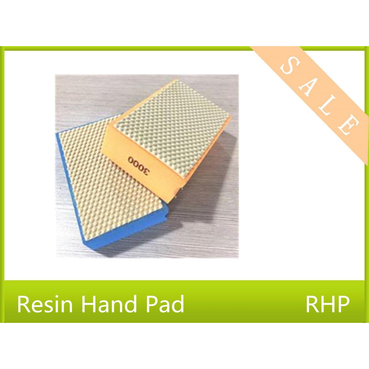 China Resin Hand Pad on sale