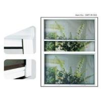 China Pvc Retractable Roller/rolling/roll Up Fly Screen Window on sale