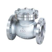 Buy cheap High Pressure Flapper Type Check Valve product