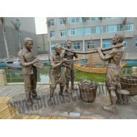 Buy cheap Giant Handicraft and Realistic Bronze Garden Statues for Sale product