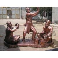 Buy cheap Huge Bronze Casting Figurines for Garden Decoration product