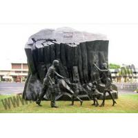 Buy cheap Outdoor Happy Family Copper Art Statues for Park Decor product