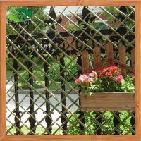 Buy cheap Garden Decoration Bamboo Fence Flex Trellises Fencing from wholesalers