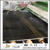 Buy cheap Grey Wooden Grainy Marble Stone For Bathroom Countertop product