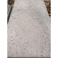 Big Hole Lava Stone In Grey Color For Paving And Flooring
