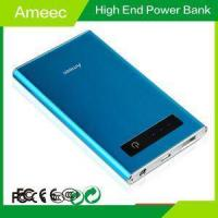Buy cheap Good Quality Disposable Battery Smartphone Power Bank with LED display AMEEC AMJ-P008 product