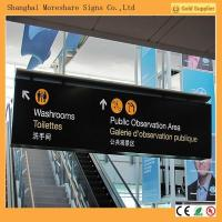 China plaza suspended LED light box wholesale