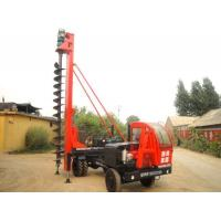 China 32 Type Spiral Pile Driver wholesale