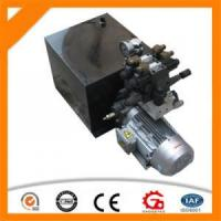 Buy cheap 12v hydraulic power units for 12 volt hydraulic pump motor type of 12v hydraulic power units product