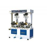 Buy cheap Automatic Gantry Oil Hydraulic Walled Sole Attaching Machine from wholesalers